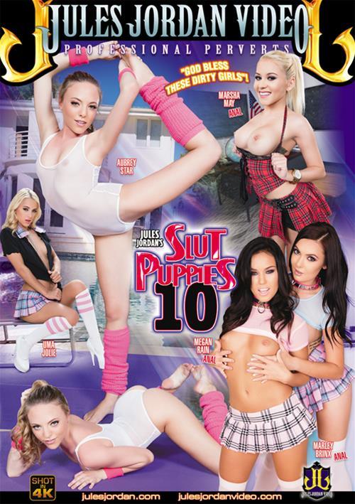 Slut Puppies #10 DVD