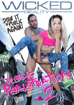 Public Penetration 2 DVD