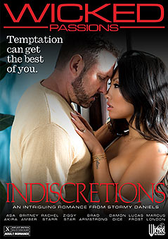 Indiscretions DVD