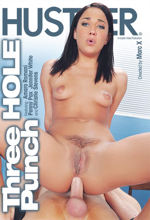 Three Hole Punch DVD