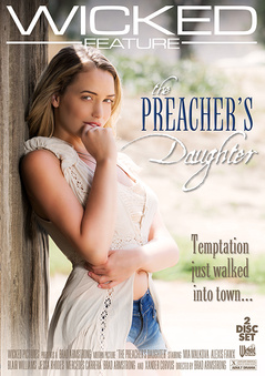 The Preacher's Daughter DVD