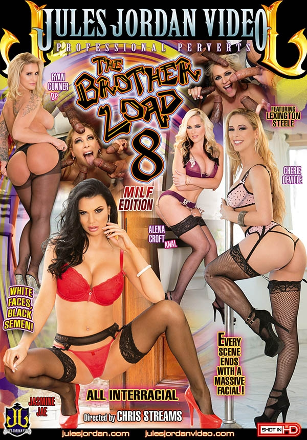 The Brotherload #8 DVD