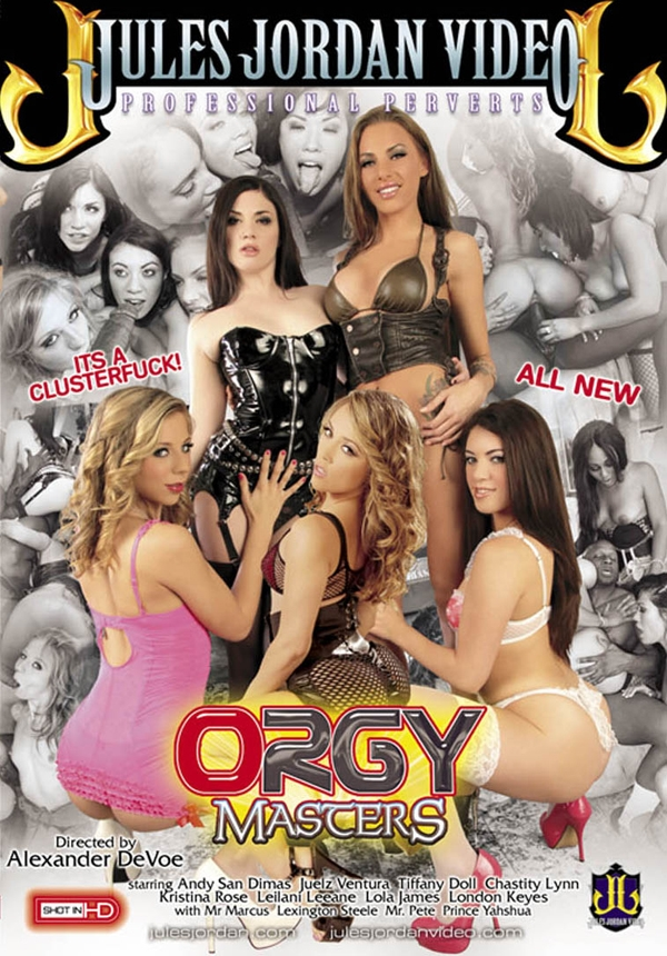 Orgy Masters #1