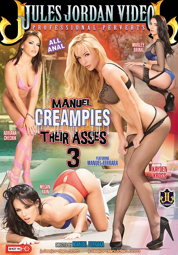 Manuel Creampies Their Asses #3