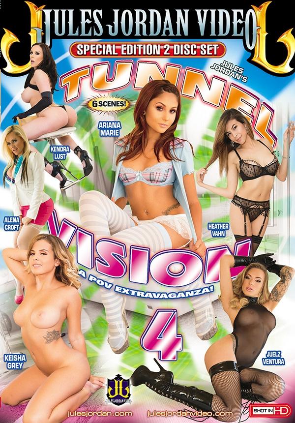 Tunnel Vision #4 DVD