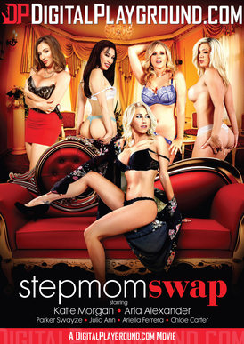 Stepmom Swap DVD