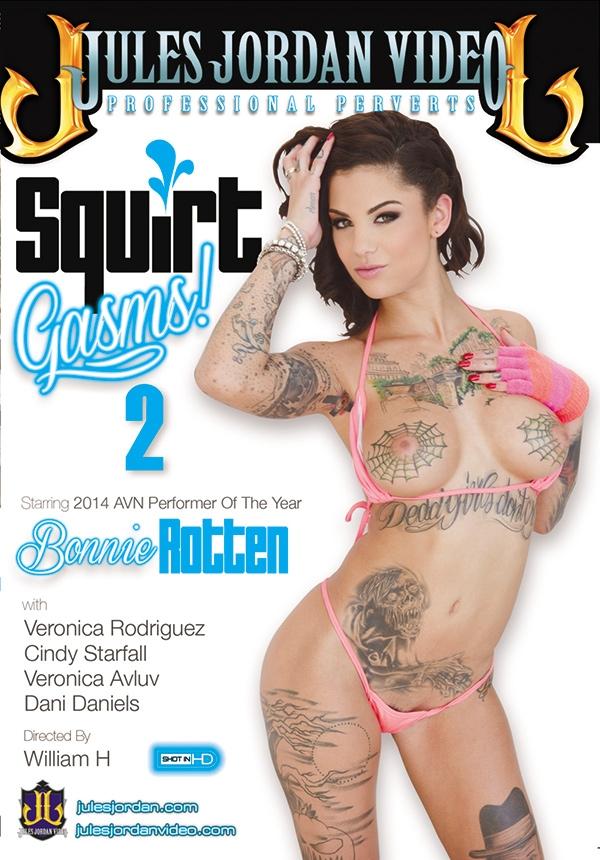 Squirt Gasms #2 DVD