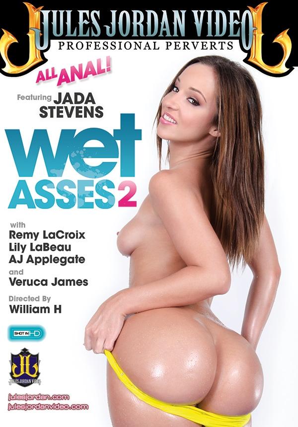 Wet Asses #2 DVD