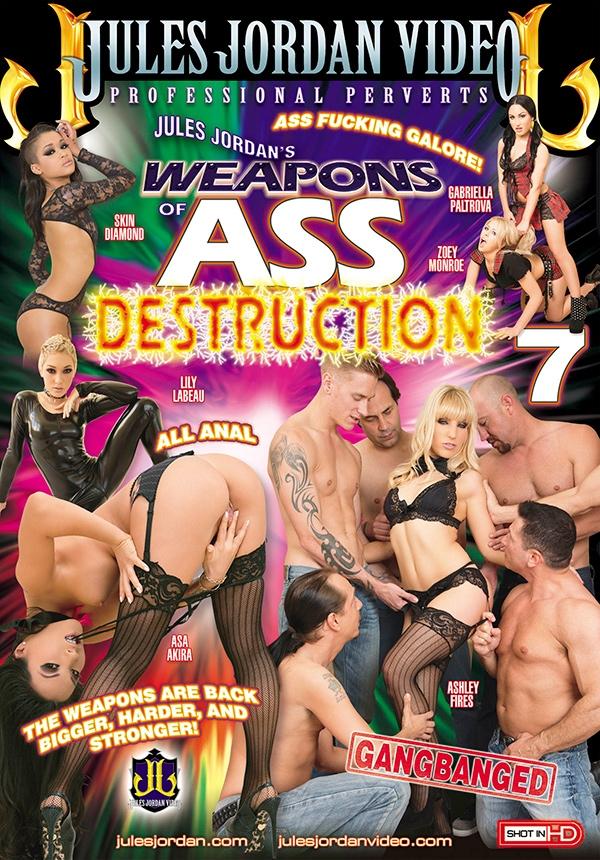 Weapons of Ass Destruction #7 DVD