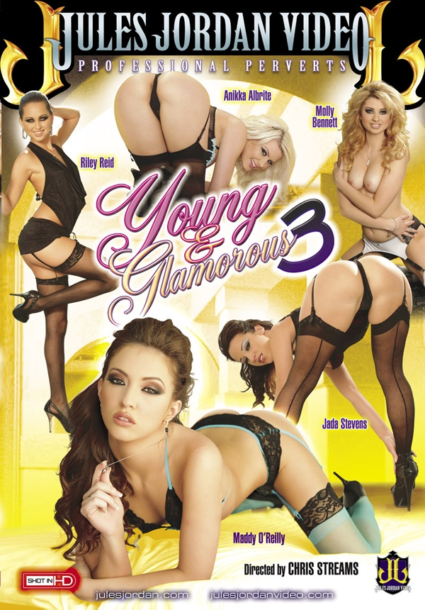 Young and Glamorous #3 DVD