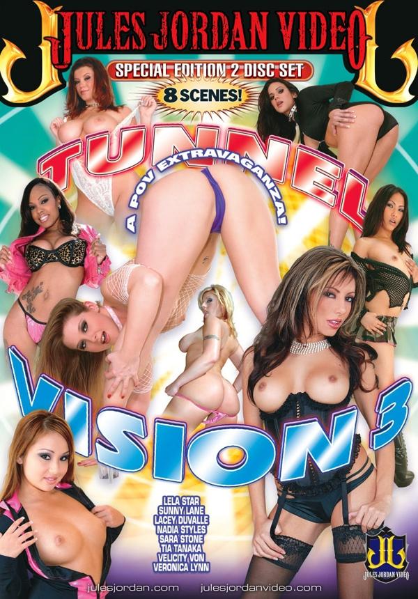 Tunnel Vision #3 DVD