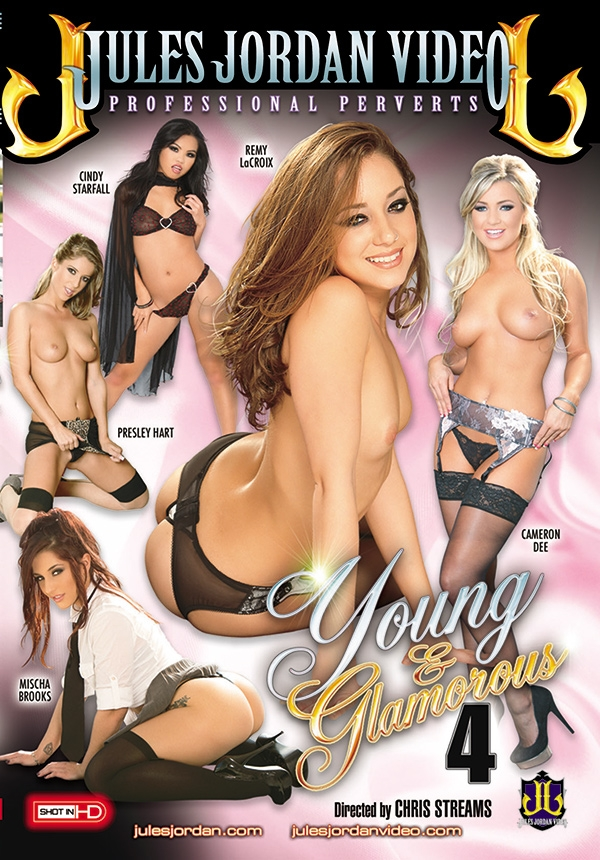 Young and Glamorous #4 DVD