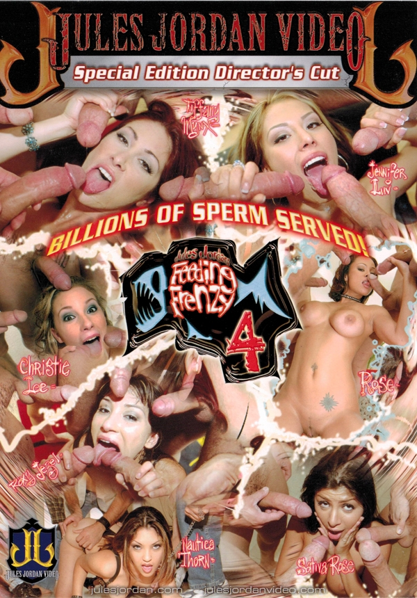 Feeding Frenzy #4 DVD