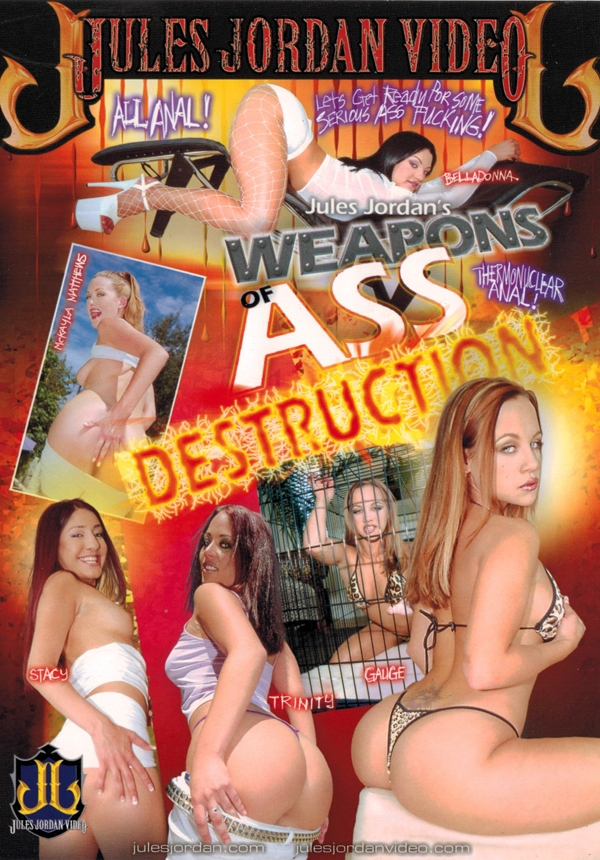 Weapons Of Ass Destruction #1 DVD
