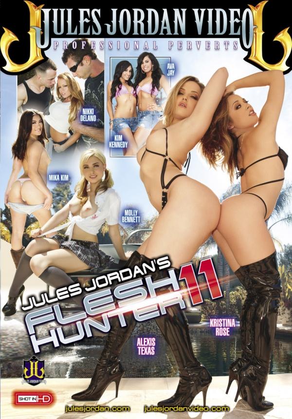 Flesh Hunter #11 DVD