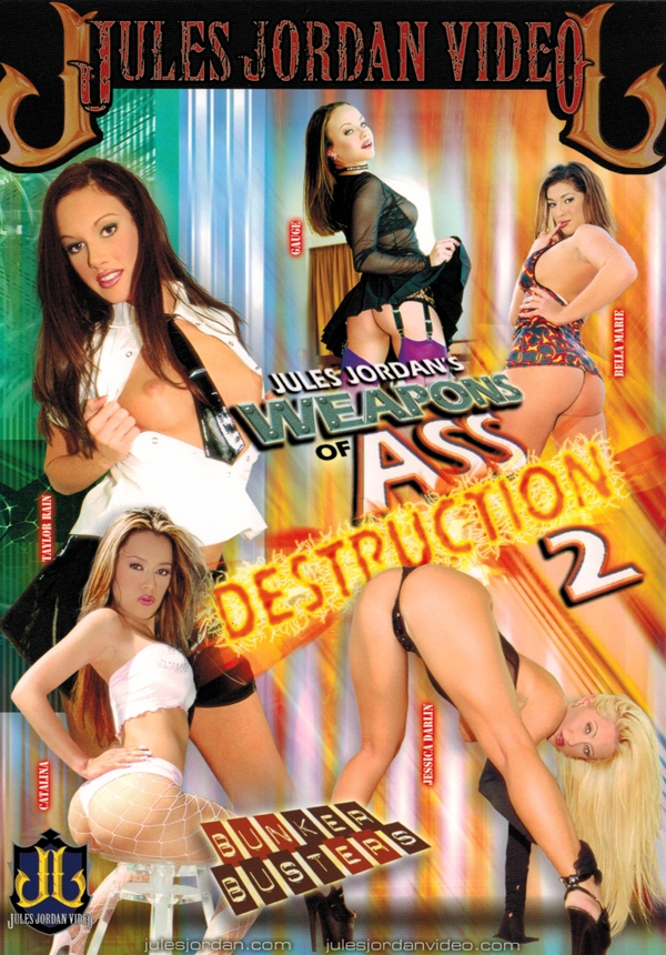 Weapons Of Ass Destruction #2 DVD