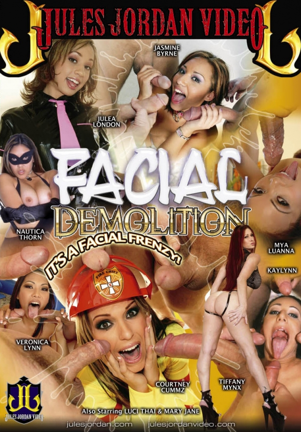 Facial Demolition DVD