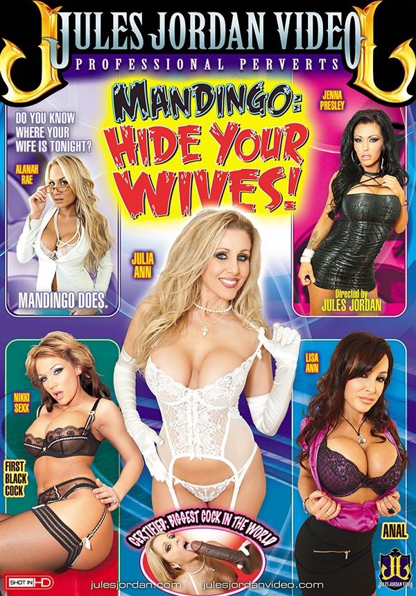 Mandingo Hide Your Wives DVD