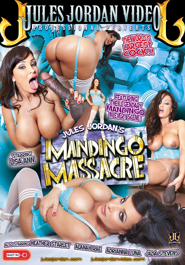 Mandingo Massacre #1 DVD