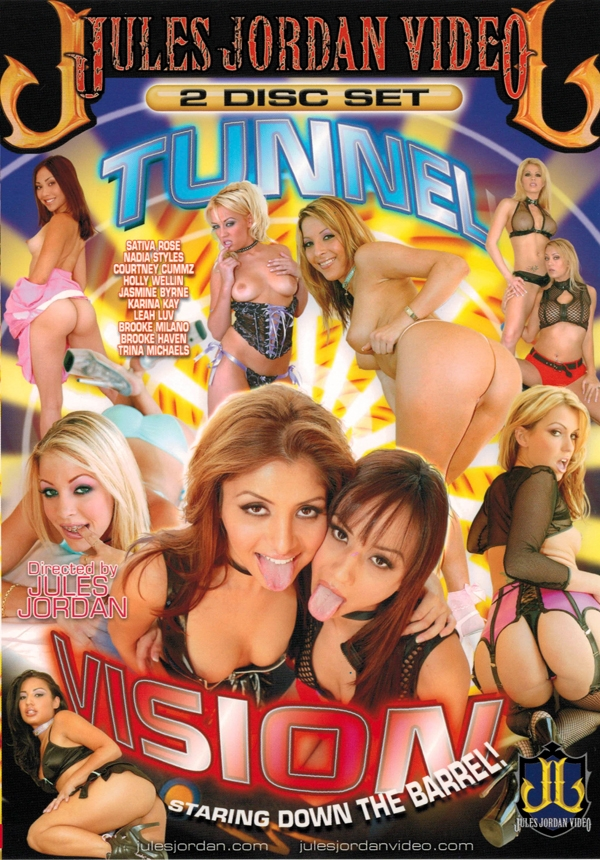 Tunnel Vision #1 DVD