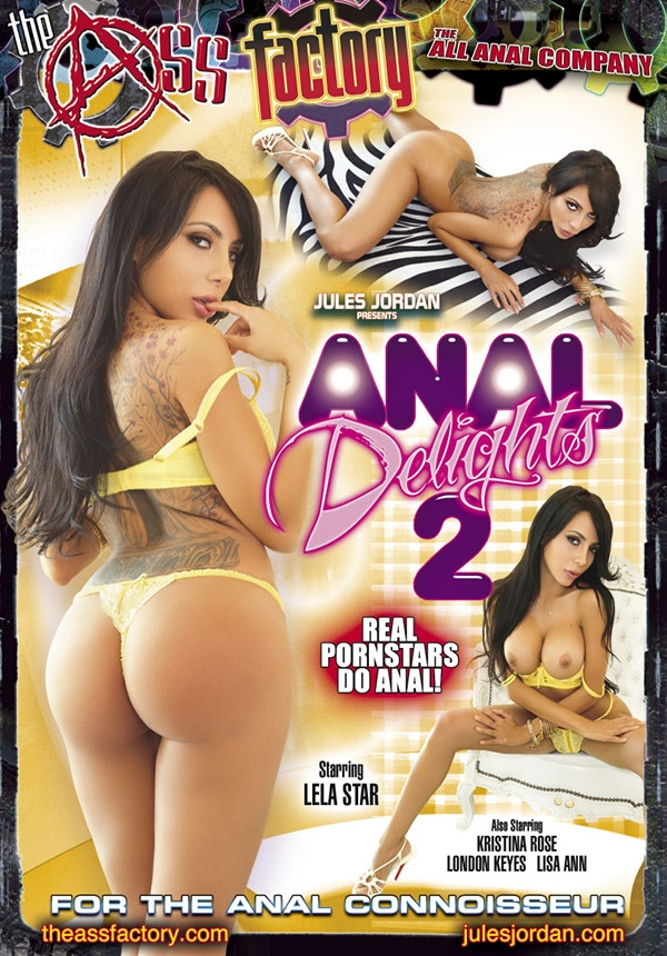 Anal Delights #2
