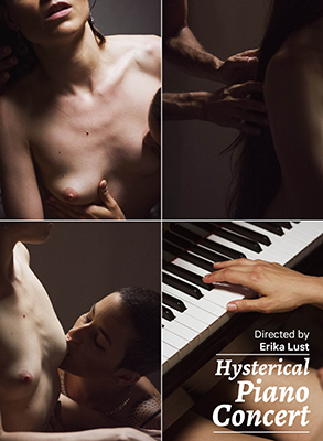 Hysterical Piano Concert DVD