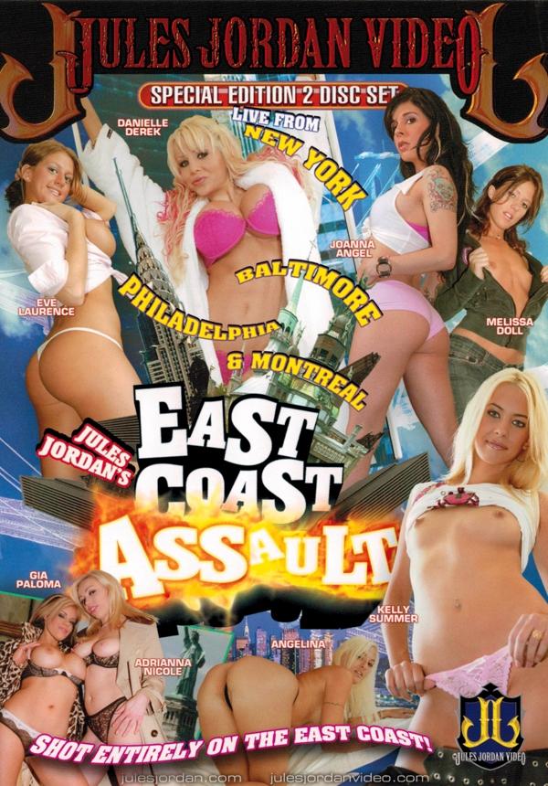 East Coast Assault DVD