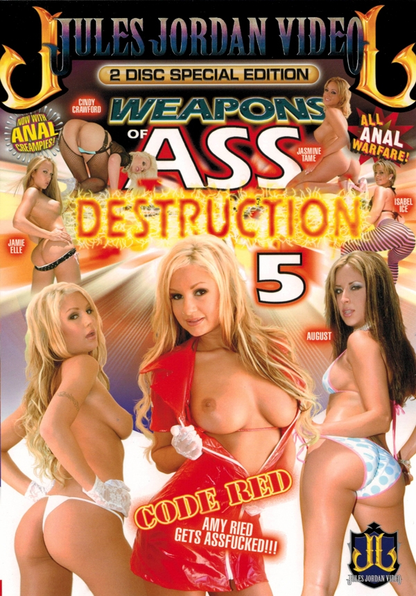 Weapons Of Ass Destruction #5