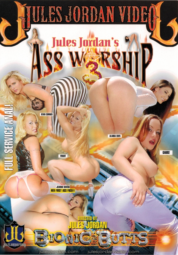 Ass Worship #3 DVD
