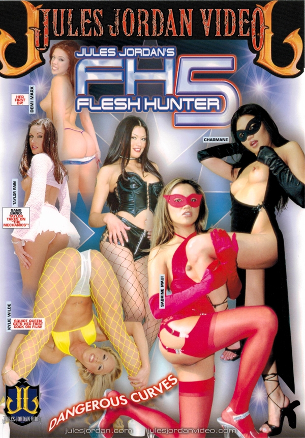 Flesh Hunter #5 DVD