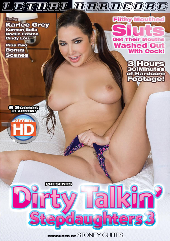 Dirty Talkin' Stepdaughters #3