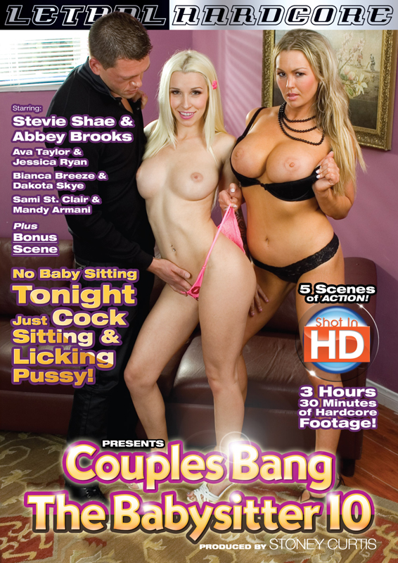 Couples Bang The Babysitter #10