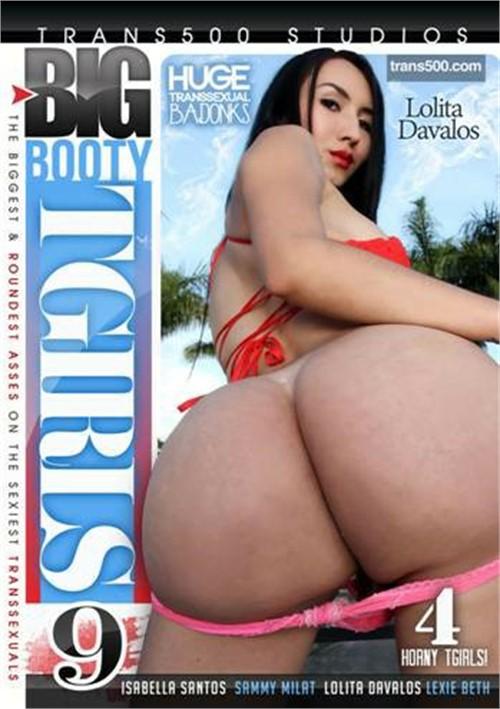 Big Booty TGirls #9
