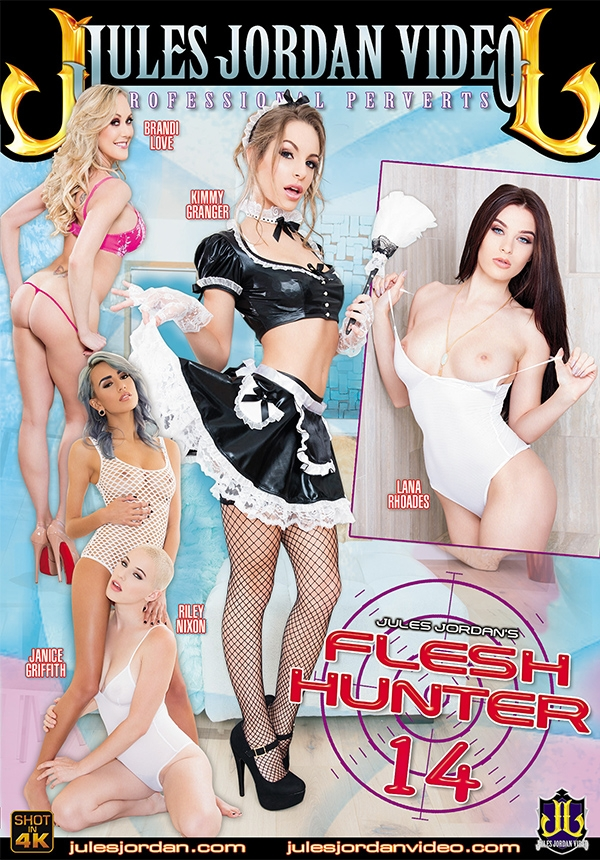 Flesh Hunter #14 DVD