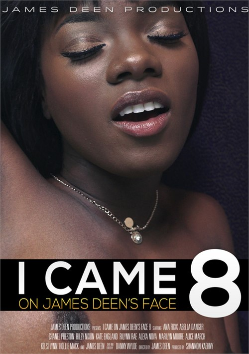 I Came On James Deen's Face #8 DVD