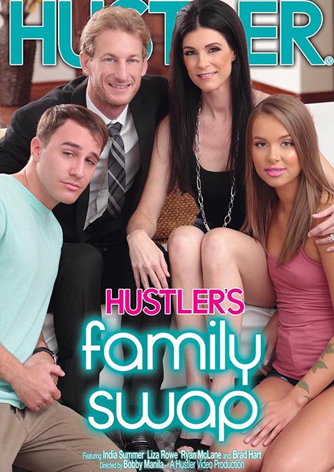 Family Swap DVD
