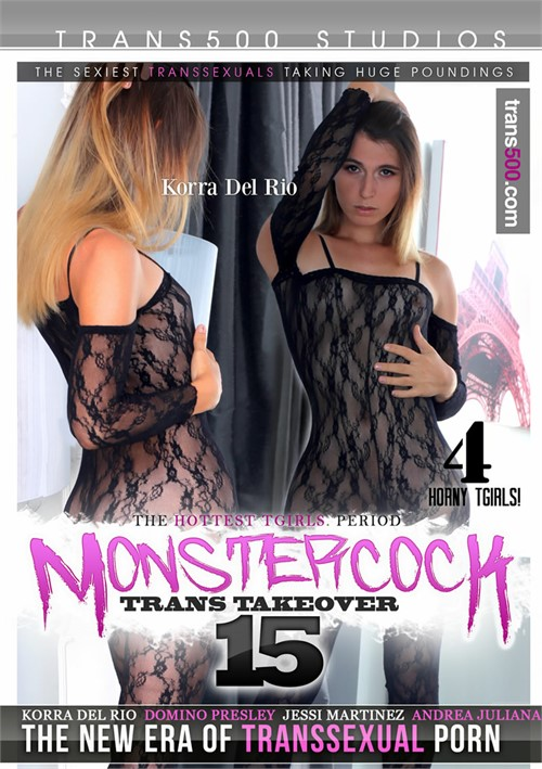 Monstercock Trans Takeover #15