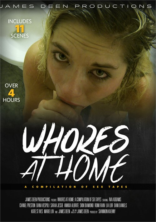 Whores At Home DVD