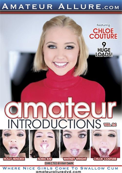 Amateur Introductions #24