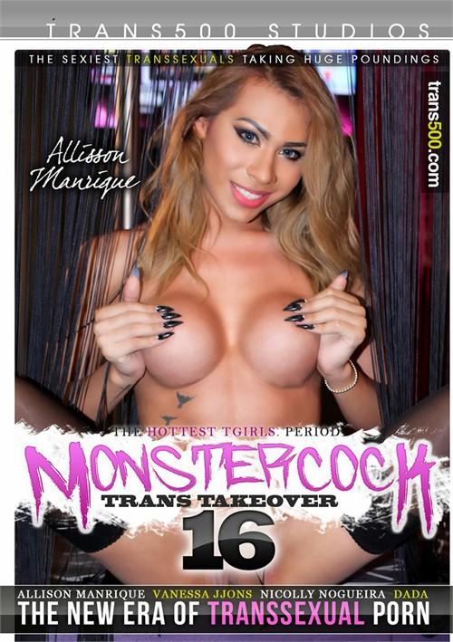 Monstercock Trans Takeover #16