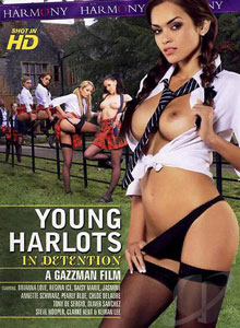 Young Harlots - In Detention