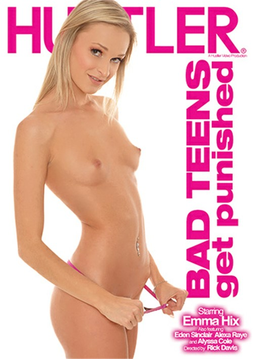 Bad Teens Get Punished DVD