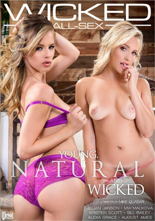 Young, Natural & Wicked DVD