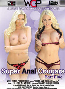 Super Anal Cougars #5 DVD