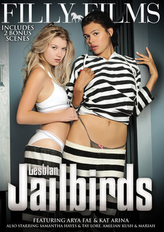 Lesbian Jailbirds DVD