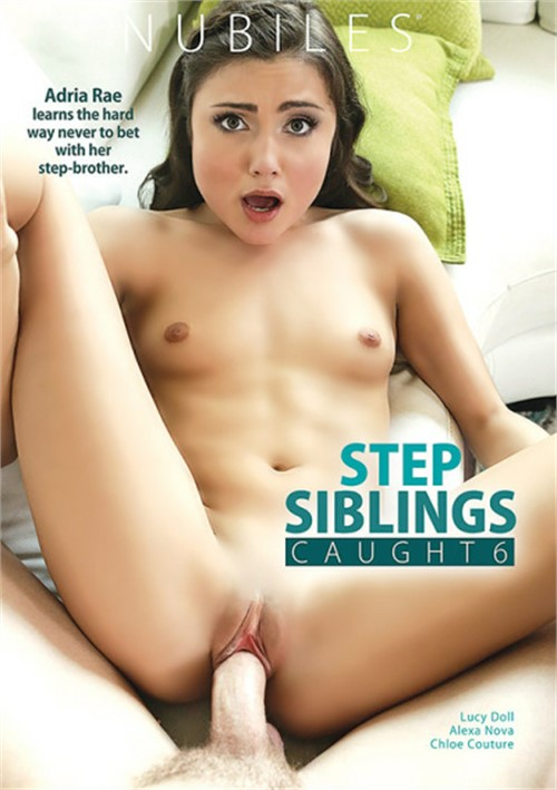 Step Siblings Caught #6