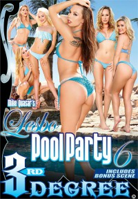 Lesbo Pool Party #6