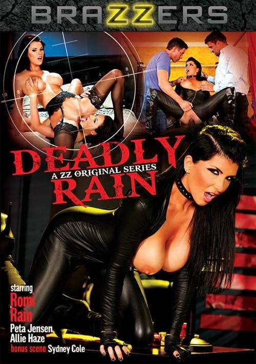 Deadly Rain DVD