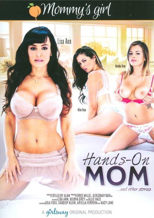 Hands-On Mom DVD