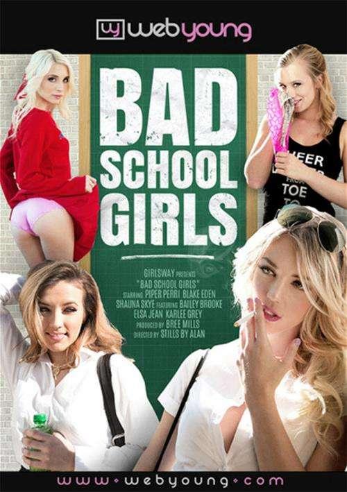 Bad School Girls DVD